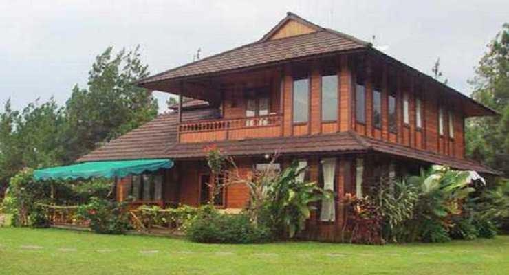 Rumah Kayu Organic