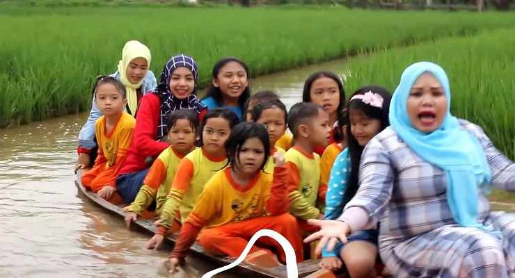 Villa Kancil Kampoeng Sunda Adventure