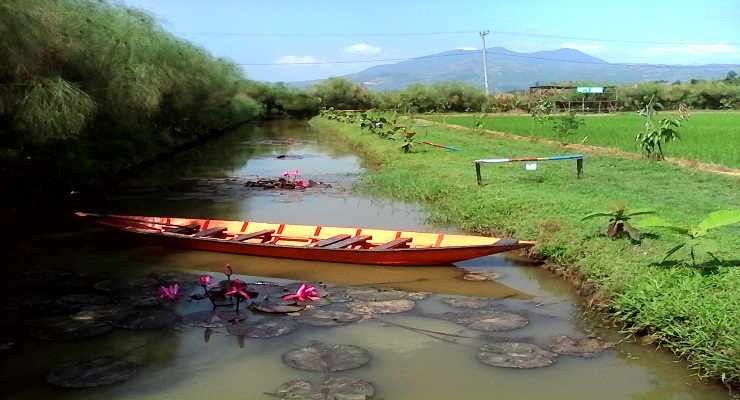 Tempat Wisata di Villa Kancil