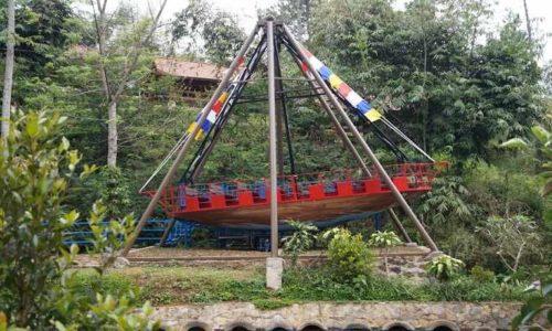 Pirates Ship Dago Dream Park