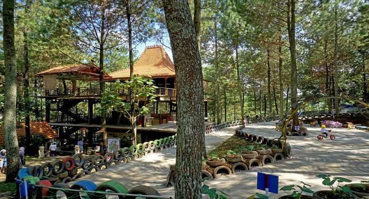 Fasilitas Wisata Dago Dream Park Bandung