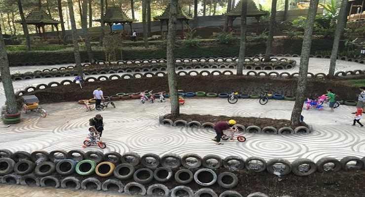 Harga Tiket Wahana Permainan Dago Dream Park Bandung