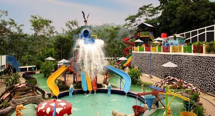 Jajaway Waterpark Cijenuk Cililin