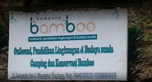 Kampung Bamboo Cimenyan Bandung