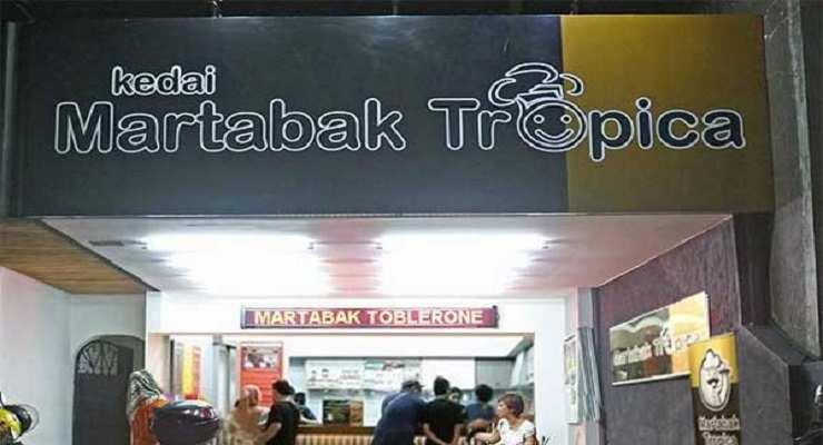 Martabak Tropica Bandung