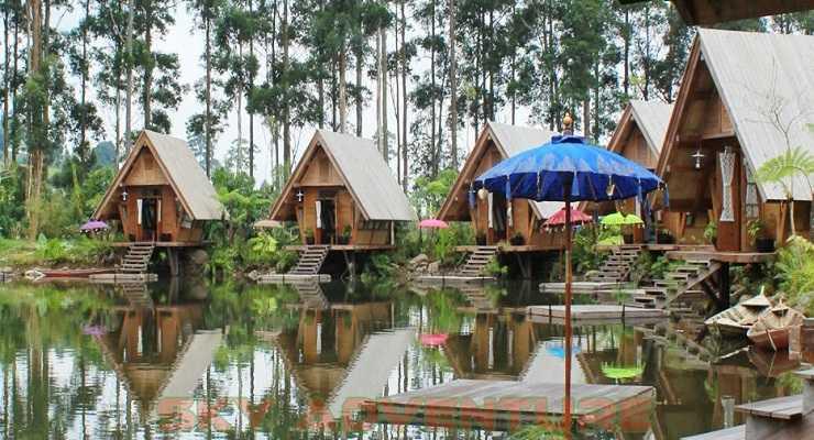 tempat wisata di lembang eksotisme dan romantisme parahyangan