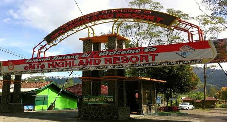 Tempat Wisata di Ciwidey Bandung Selatan Emte Highland Resort Ciwidey