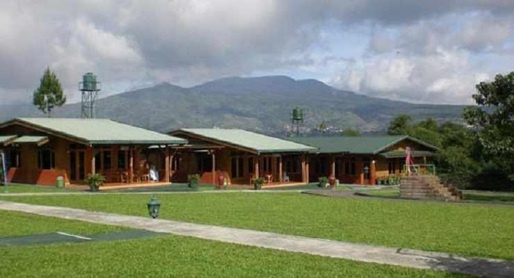 Lembah Bougenville Resort Lembang