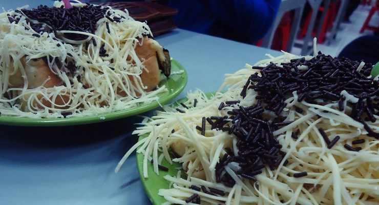 Menu cafe Madtari Bandung