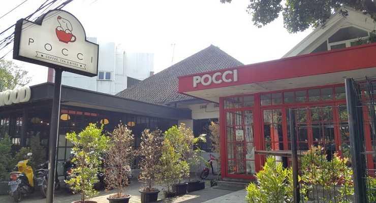 Pocci Cafe Bandung