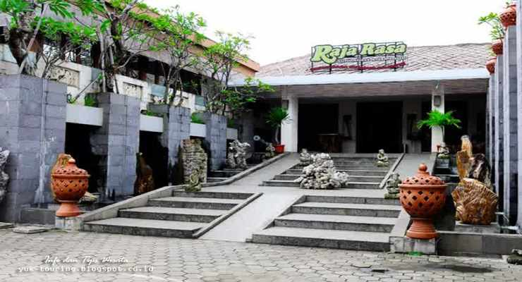 Tempat Makan di Bandung Raja Rasa Bandung