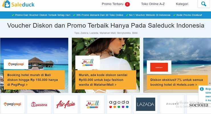 Saleduck Indonesia