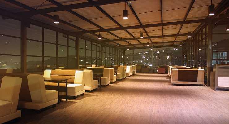 Skylight Cafe Resto And Lounge Indo Wisata Pratama