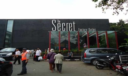 The Secret Factory Outlet