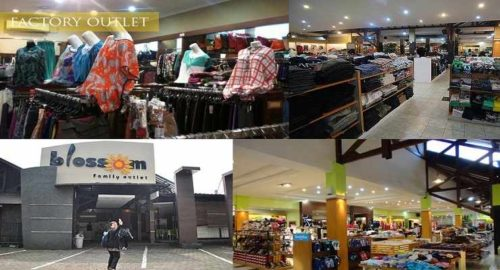 Blossom Factory Outlet Bandung