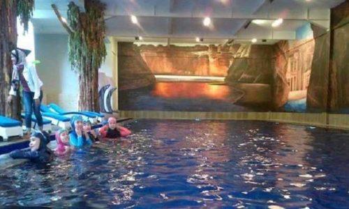 Hijab Swimming Pool Lembang Bandung