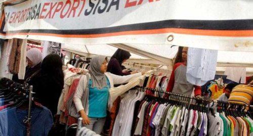 Wisata Belanja di Gang Nata Kopo Sayati Bandung