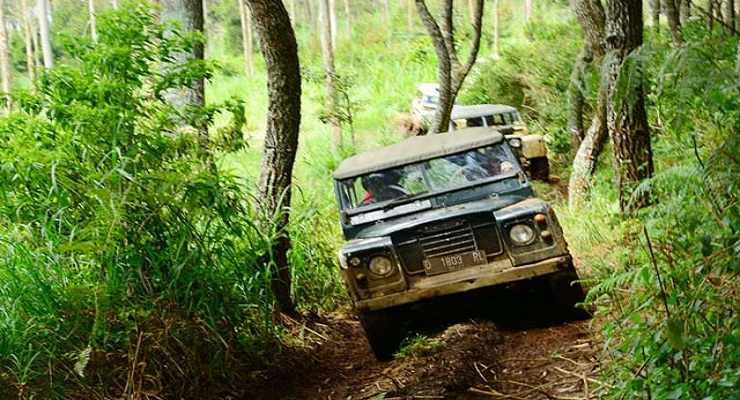 Lembang Jungle Discovery Bandung