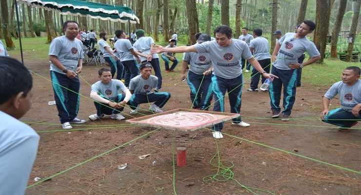 Paket Outbound Team Building Bandung
