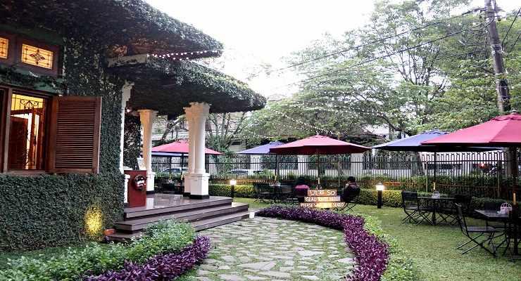 Sonoma Cafe And Resto Bandung