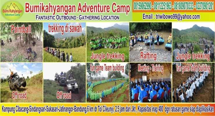Bumi Kahyangan Adventure Camp