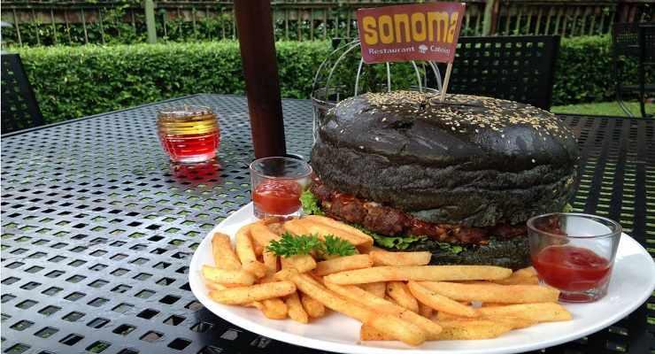 Menu Sonoma Cafe And Resto Bandung