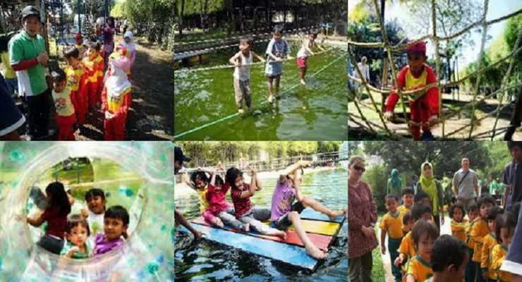 Tempat Outbound Anak di Edukidzment Bandung