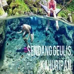 Wisata Alam Bandung Sendang Geulis Kahuripan