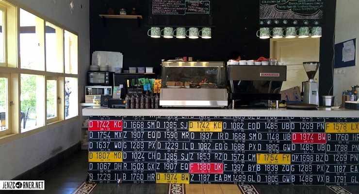 Yellow Truck Coffee And Tea Bandung