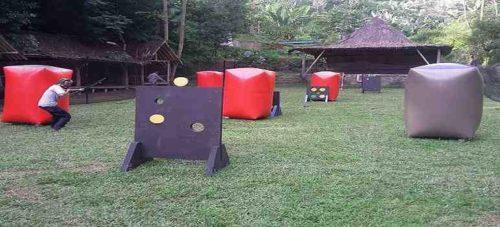 Archery War Battle Game Lembang Bandung
