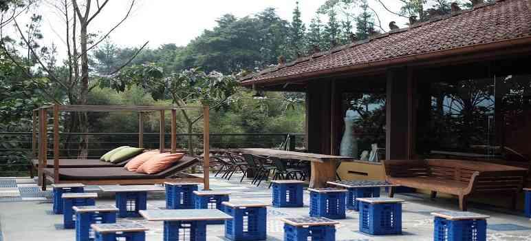 Audrey's Scenic Dining Lembang Bandung