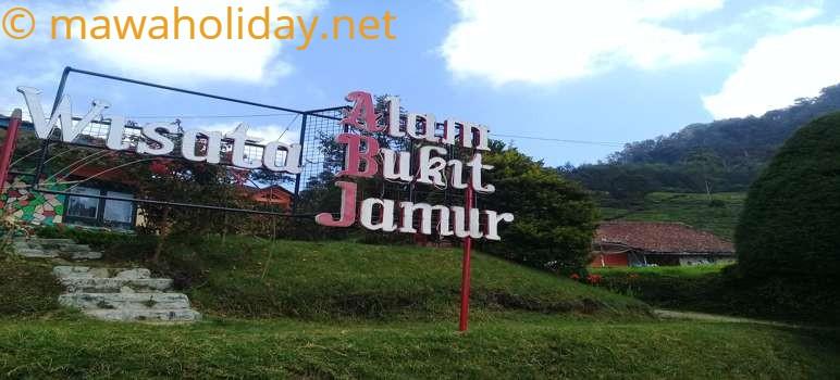 Bukit Jamur Ciwidey - Rancabolang Bandung