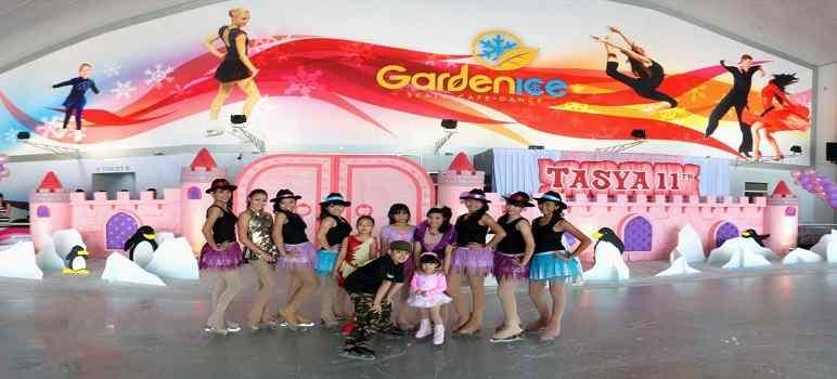 Garden Ice Paris Van Java Bandung