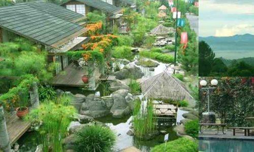 Villa Air Natural Resort Lembang Bandung