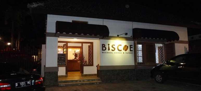 Biscoe Cafe Bandung
