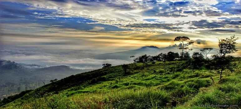 Gunung Artapela Pangalengan Bandung