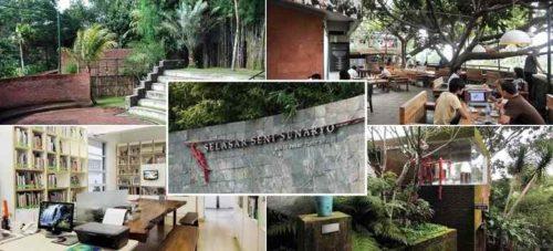 Selasar Sunaryo Art Space Cimenyan Bandung