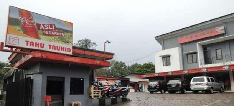 Tahu Tauhid Lembang Bandung