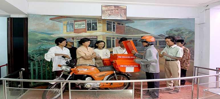 Museum Pos Indonesia di Bandung
