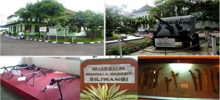 Museum Mandala Wangsit Siliwangi Jalan Lembong Bandung