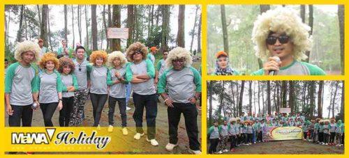 Paket Wisata Lembang Bandung Murah Bersama Mawa Holiday Tour & Travel