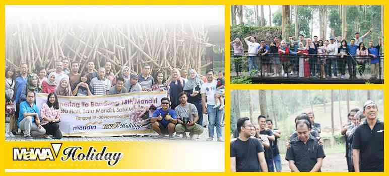 Paket Wisata Bandung Murah Bersama Mawa Holiday Tour & Travel