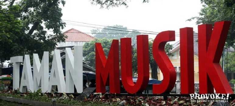 Taman Musik Centrum Bandung