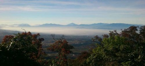 Gunung Burangrang Cisarua Bandung Barat