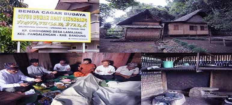 Kampung Adat Cikondang Pangalengan Bandung Selatan