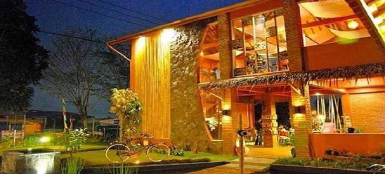 Kafe Kupu-Kupu Cimahi Bandung