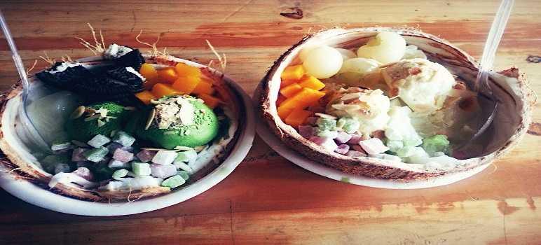 Tempat Makan di Bandung Mangkok Manis