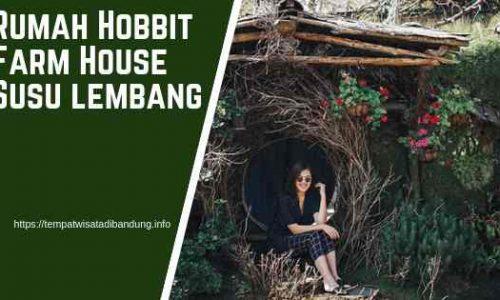 Rumah Hobbit Farm House Susu Lembang Bandung