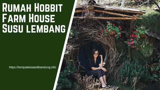 Rumah Kurcaci Farm House Susu Lembang Bandung