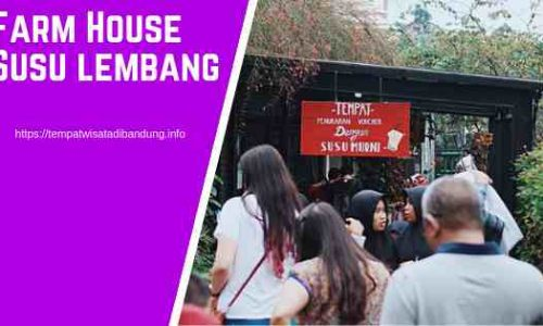 Tempat Penukaran Tiket Masuk dengan Voucher di Farmhouse Lembang Bandung